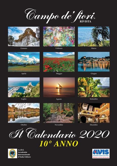 Calendario solidale 2020